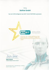 Eset Gold-Partner 2019